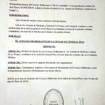 General Pico Salud Jornada